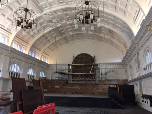 Royal College of Music – Phase 1